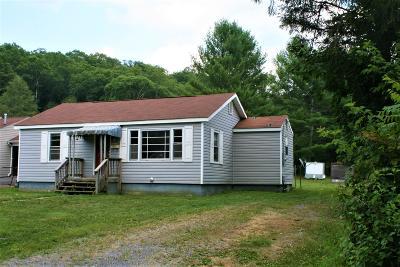 White Sulphur Springs Single Family Home For Sale: 51 Pine Gap Rd