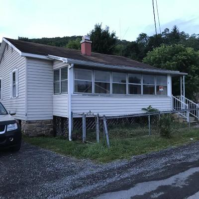 Crichton WV Single Family Home For Sale: $25,000