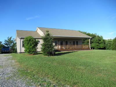 Alderson WV Single Family Home For Sale: $299,000
