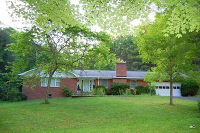 White Sulphur Springs WV Single Family Home For Sale: $255,000