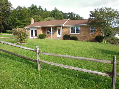 White Sulphur Springs Single Family Home For Sale: 156 Mountain Crest Drive
