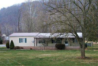White Sulphur Springs Single Family Home For Sale: 9389 Pocahontas Trl