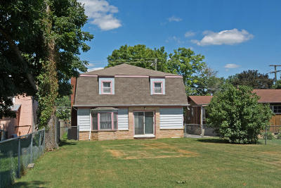 Lewisburg Single Family Home Sold: 627 Maplewood Ave