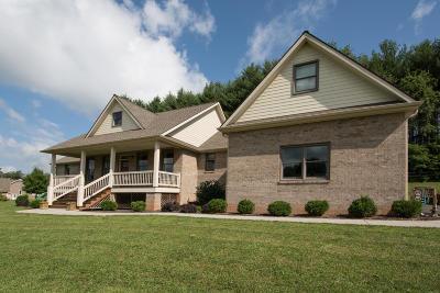 Lewisburg Single Family Home For Sale: 137 Honeybear Hill