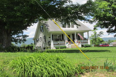 Alderson WV Single Family Home Sold: $67,000