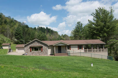 Farm For Sale: 551 Pinch Creek Rd
