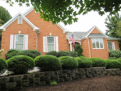 Lewisburg Single Family Home For Sale: 234 Old White Dr