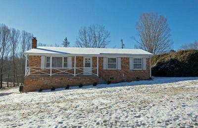 Lewisburg Single Family Home For Sale: 103 Brink Road