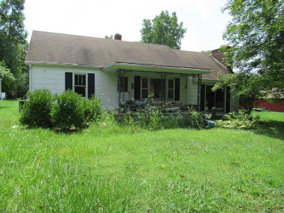 White Sulphur Springs Single Family Home For Sale: 3052 Big Draft Road