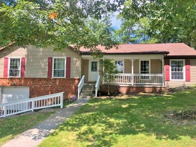Lewisburg Single Family Home For Sale: 534 Mackle Point