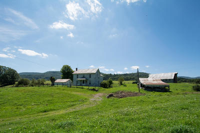 Farm For Sale: 4123 Jerico Rd