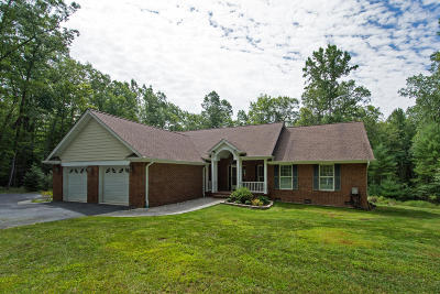 Lewisburg Single Family Home For Sale: 992 Asbury Trace