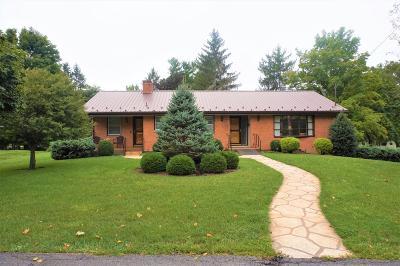 White Sulphur Springs Single Family Home For Sale: 445 Rowan Rd