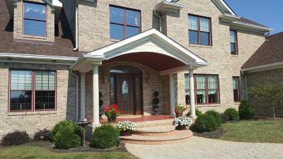 Lewisburg Single Family Home For Sale: 1081 Fairview Rd
