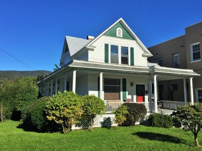 White Sulphur Springs Single Family Home For Sale: 629 Main St W