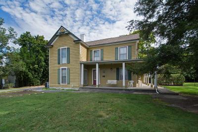 Lewisburg Multi Family Home For Sale: 1681 Washington St. E
