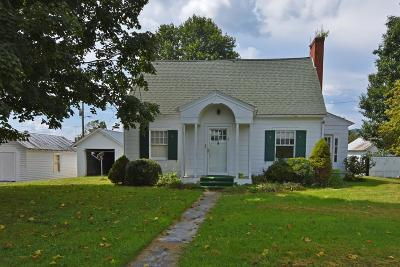Union Single Family Home For Sale: 65 Main St