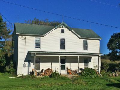 Greenbrier County Single Family Home For Sale: 27129 Seneca Trl