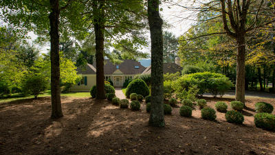 White Sulphur Springs Single Family Home For Sale: 1192 Village Run Road