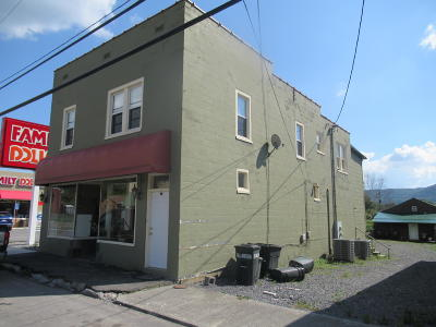 Rupert WV Commercial For Sale: $64,000