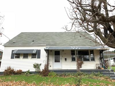 White Sulphur Springs Single Family Home For Sale: 365 Dewry Ave
