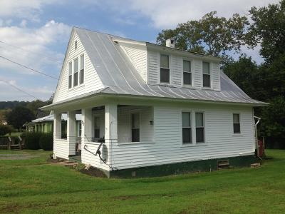 Fort Spring WV Single Family Home For Sale: $72,000