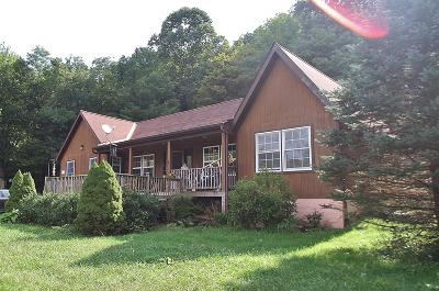 Friars Hill WV Single Family Home For Sale: $220,000