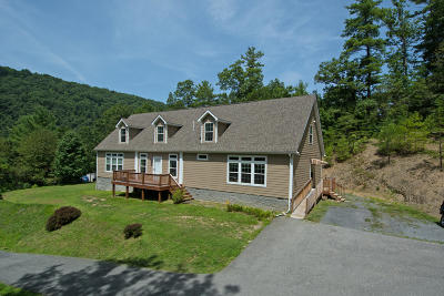 White Sulphur Springs Single Family Home For Sale: 544 Mapledale Road