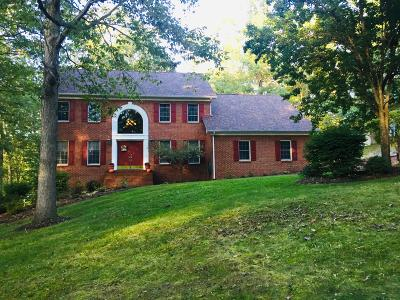 Lewisburg Single Family Home For Sale: 723 Coleman Dr