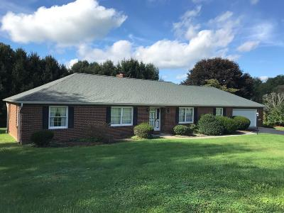 Lewisburg WV Single Family Home For Sale: $228,900