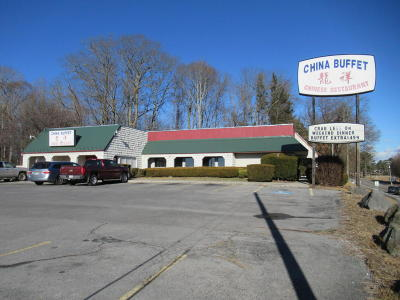 Greenbrier County Commercial For Sale: 475 Greenbrier Valley Mall Drive