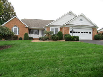 Lewisburg Single Family Home For Sale: 115 Sunshine Drive