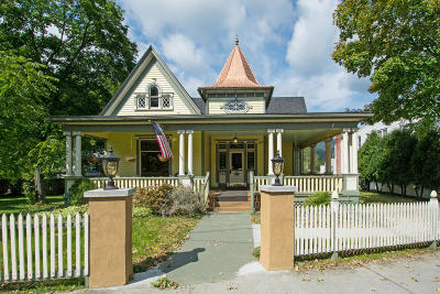 White Sulphur Springs Single Family Home For Sale: 349 W Main St