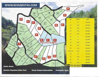 Residential Lots & Land For Sale: 1300 Fairway Drive