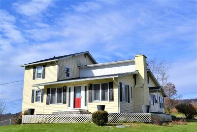 Lewisburg WV Single Family Home For Sale: $274,900