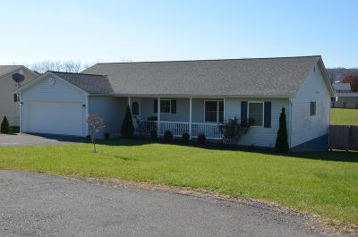 Lewisburg WV Single Family Home For Sale: $225,000
