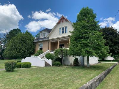 Lewisburg WV Single Family Home For Sale: $465,000