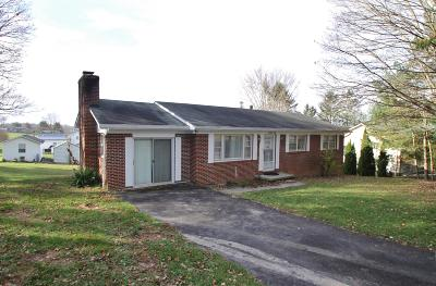 Lewisburg WV Single Family Home For Sale: $155,000