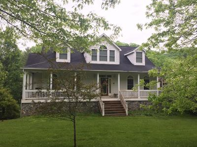 Lewisburg Single Family Home For Sale: 239 Hemlock Dr