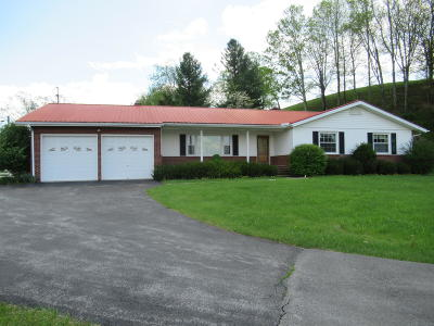 Smoot WV Single Family Home For Sale: $229,900