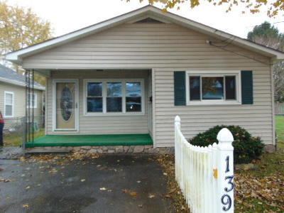 White Sulphur Springs Single Family Home For Sale: 12 Crizer Ave