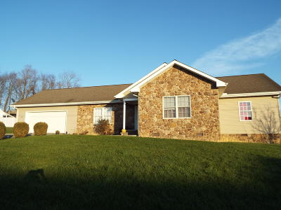 Lewisburg Single Family Home For Sale: 332 E Bailey Rd