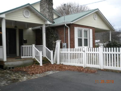 White Sulphur Springs Single Family Home For Sale: 390 Ingleside Ave