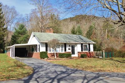 White Sulphur Springs Single Family Home For Sale: 624 Old White Trail
