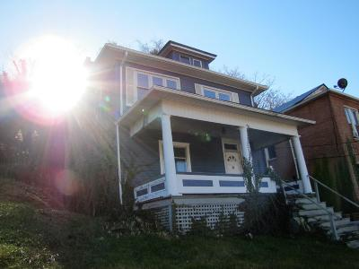 Hinton WV Single Family Home For Sale: $24,900