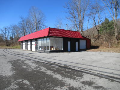 Rainelle WV Commercial For Sale: $129,900
