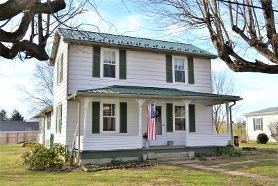 Lewisburg Single Family Home For Sale: 169 2nd St