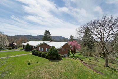 White Sulphur Springs Single Family Home For Sale: 309 Rowan Rd