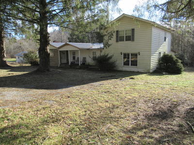 Hines WV Single Family Home For Sale: $44,900