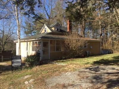 Lewisburg Single Family Home For Sale: 301 Harris St